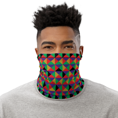 BHM Pattern Neck Gaiter