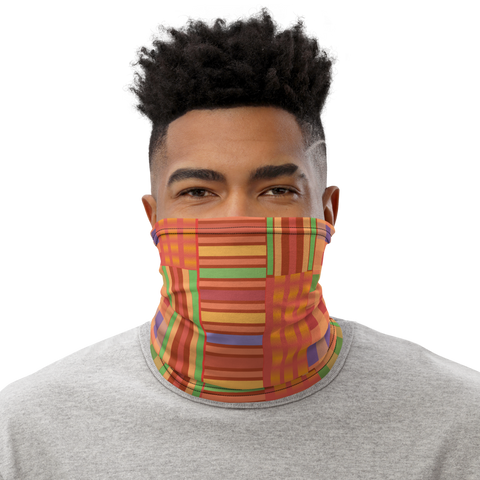 Kente Neck Gaiter