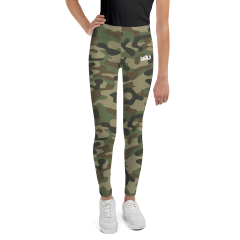 Freedom Army Fatigue - Youth Leggings