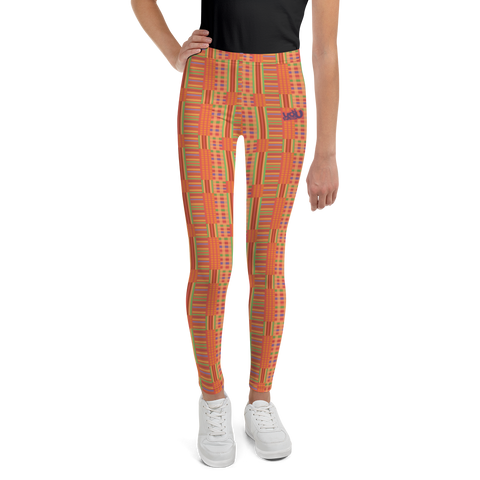 Kente - Youth Leggings