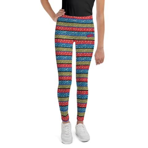 African Pattern - Youth Leggings