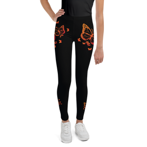 Butterflies - Youth Leggings