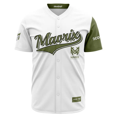 Mavrix Sufficient Grace Baseball Jersey