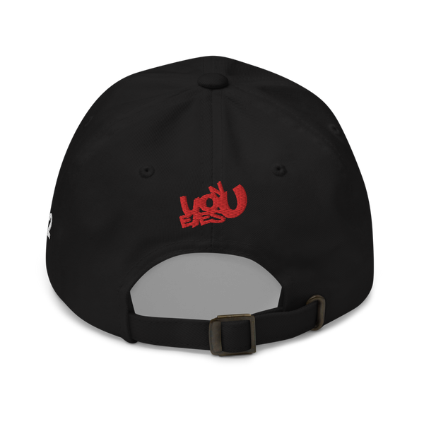 Stop Playing With God Dad Hat (2 colors)