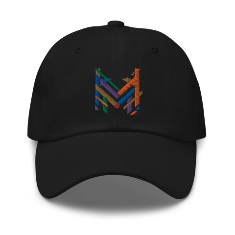 Mavrix Gradient Logo Dad Hat (2 colors)