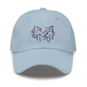 Mavrix Glitch Dad Hat (3 colors)