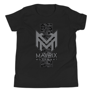 Mavrix Dark Camo - Youth T-Shirt