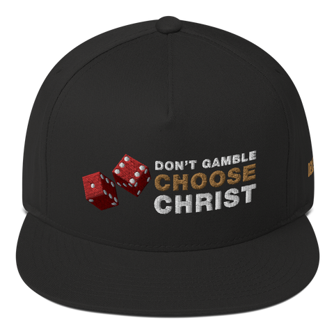 Don't Gamble Snapback (2 colors)