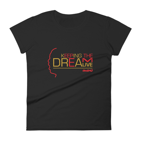 The Dream Fashion Fit T-shirt (3 colors)