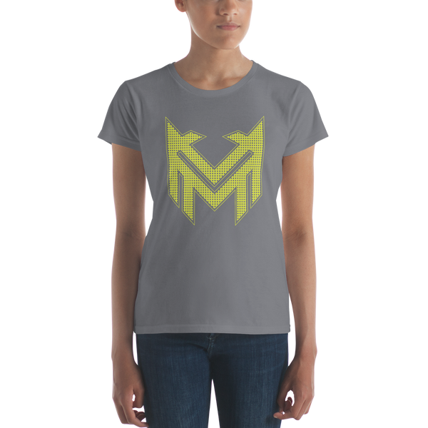 Mavrix Volt Plaid Women's T-shirt (4 colors)