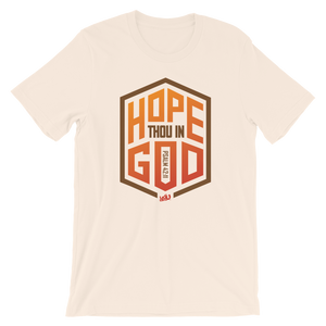 Hope Thou In God T-Shirt (4 colors)