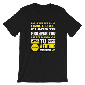 I Know The Plans T-Shirt (5 colors)
