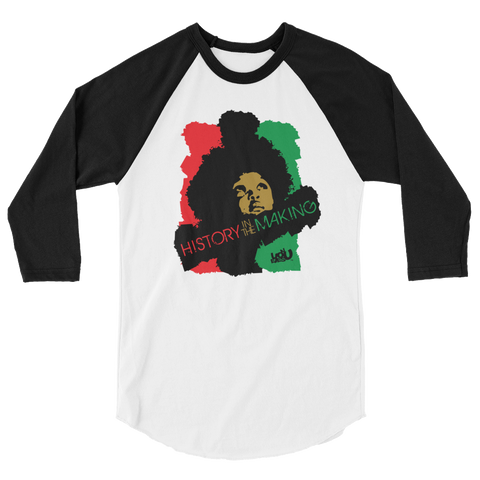 History in the Making Raglan (3 colors)