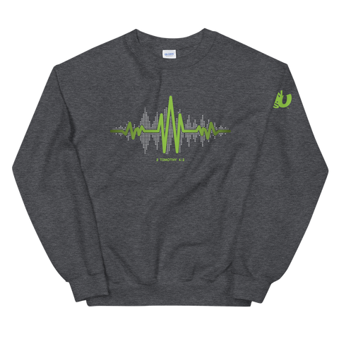 Preach the Word Sweatshirt (5 colors)