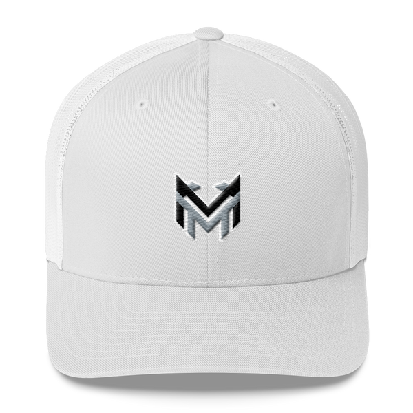 Mavrix Two-tone 3D Trucker Caps (5 colors)