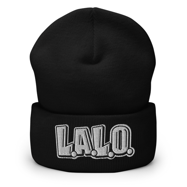 L.A.L.O. - Mono Cuffed Beanie (5 colors)