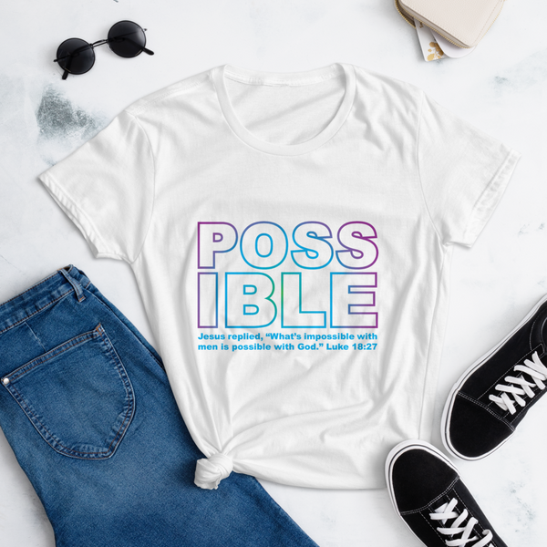 Possible Fashion Fit T-shirt (4 colors)