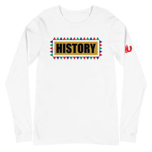 History BHM Long Sleeve Tee (2 colors)