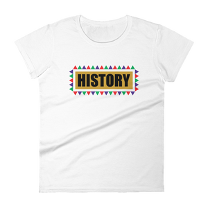 History BHM Fashion Fit T-shirt (2 colors)