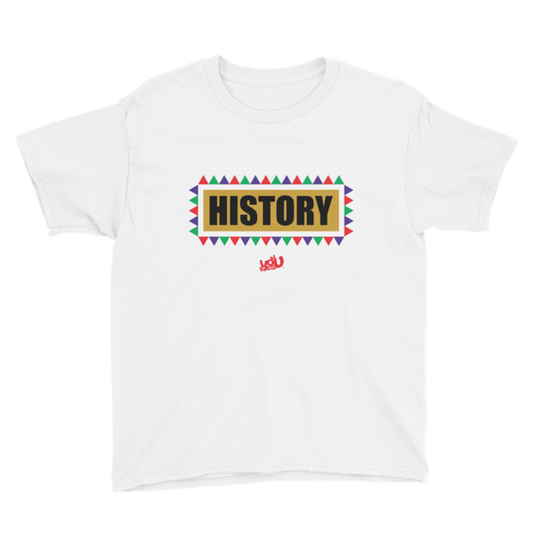 History BHM - Youth T-Shirt (2 colors)