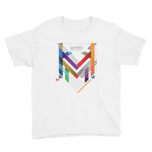 Mavrix Gradient Logo Youth T-Shirt (3 colors)