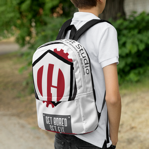 Get Bored Get Fit Backpack