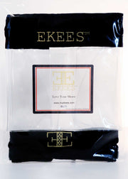 Ekees Clear Shoe Bags, Dust Proof, High quality, with Drawstring