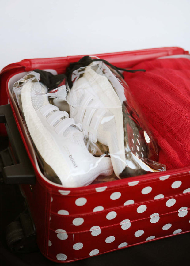 Best Travel Shoe Bag, Transparent, High Quality