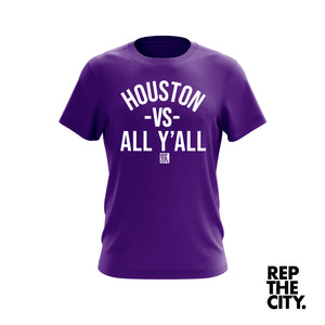 June 27th Houston Vs All Y'all Tee