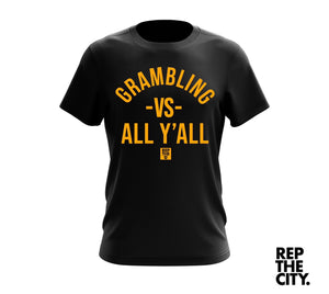 Grambling Vs All Y'all Tee