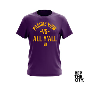 PV Vs All Y'all Tee