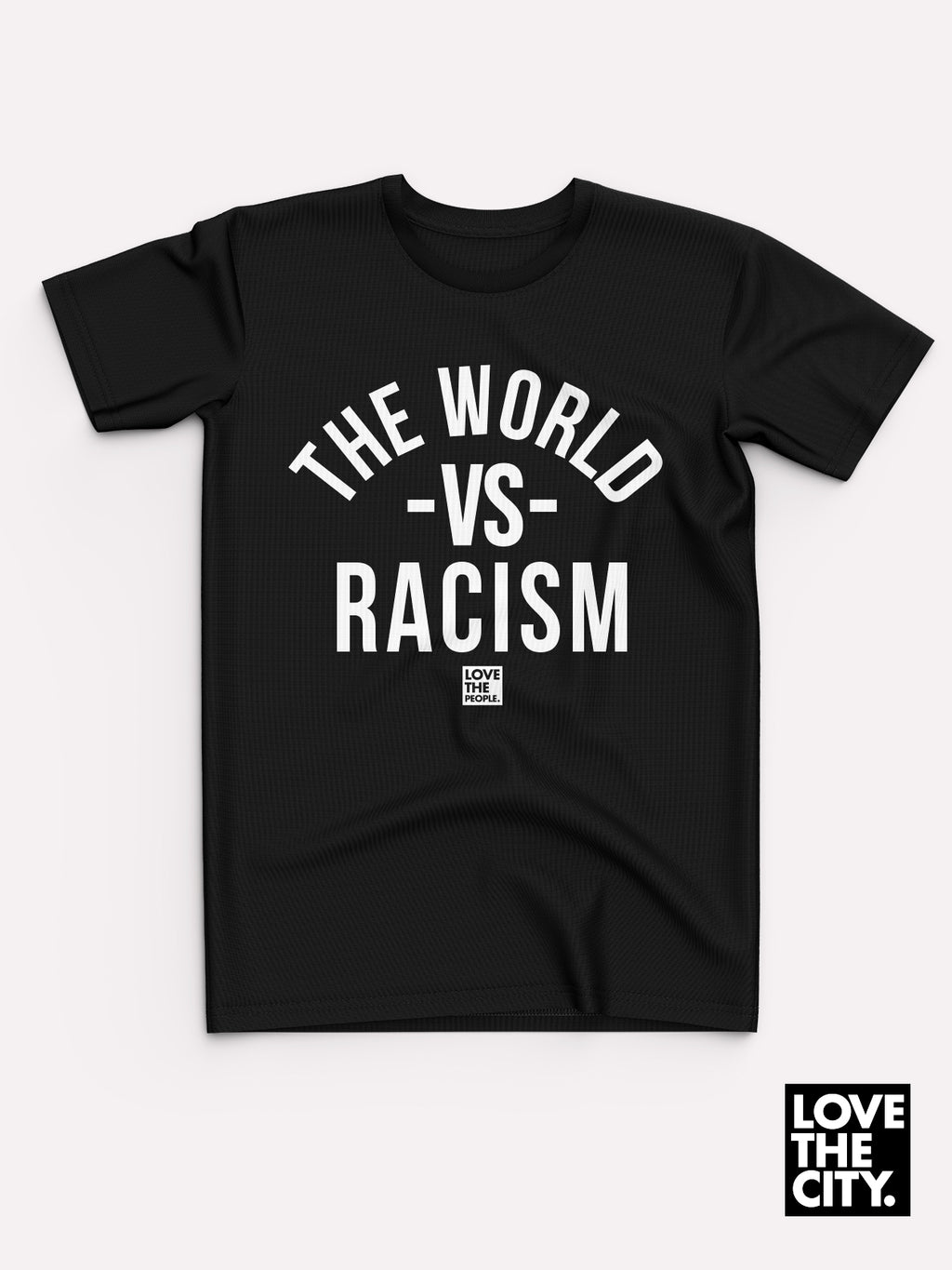 World Vs Racism Tee