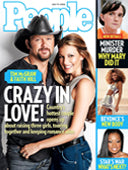 cover of People Magazine July 17 2004 issue featuring Shari Wacks jewelry