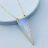 Iridescent Opalite Necklace