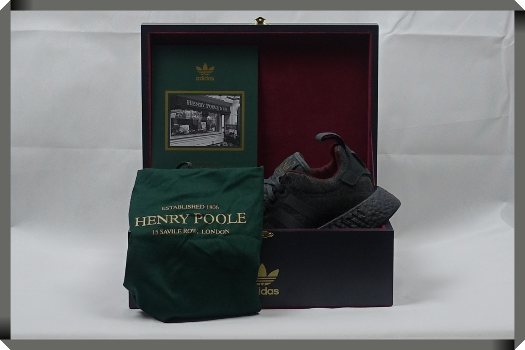 newest 30067 68510 Adidas NMD R2 Size? Henry Poole