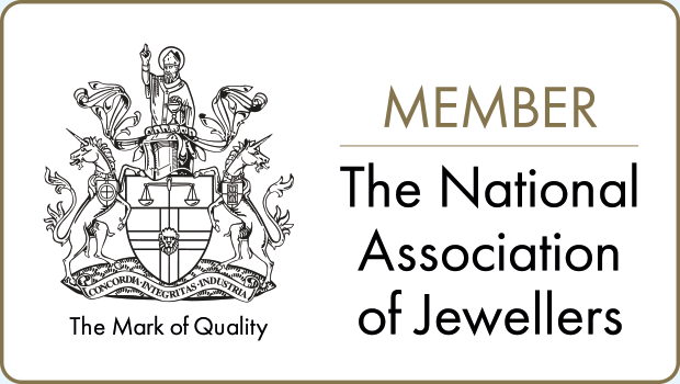 Member of the National Association of Jewellers.