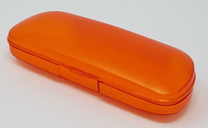 Orange Case Protecting Your Blue Light Computer Glasses