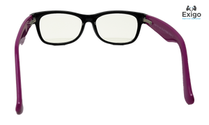Savvy Magenta Children's Blue Light Computer Glasses