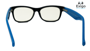 Savvy Royal Blue Children's Blue Light Computer Glasses