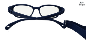 Sweet Royal Blue Children's Blue Light Computer Glasses