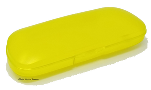 Yellow Case Protecting Your Blue Light Computer Glasses