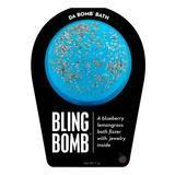Da Bomb Bath Fizzers | Bling Bath Bomb | - Preppy Pineapple Boutique