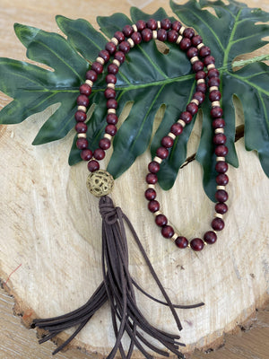 Handmade Fall Necklaces - Preppy Pineapple