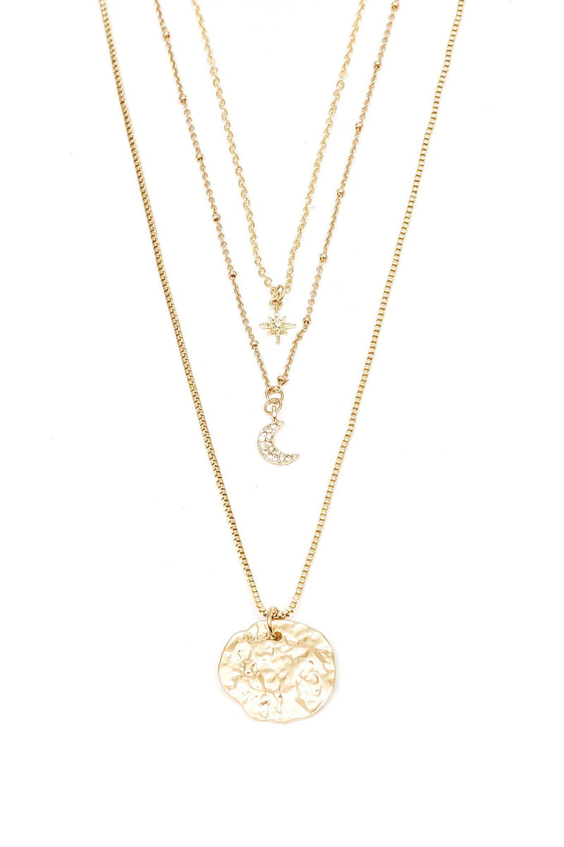 Kristine Necklace - Preppy Pineapple