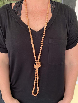 Layla Bead Necklace - Preppy Pineapple
