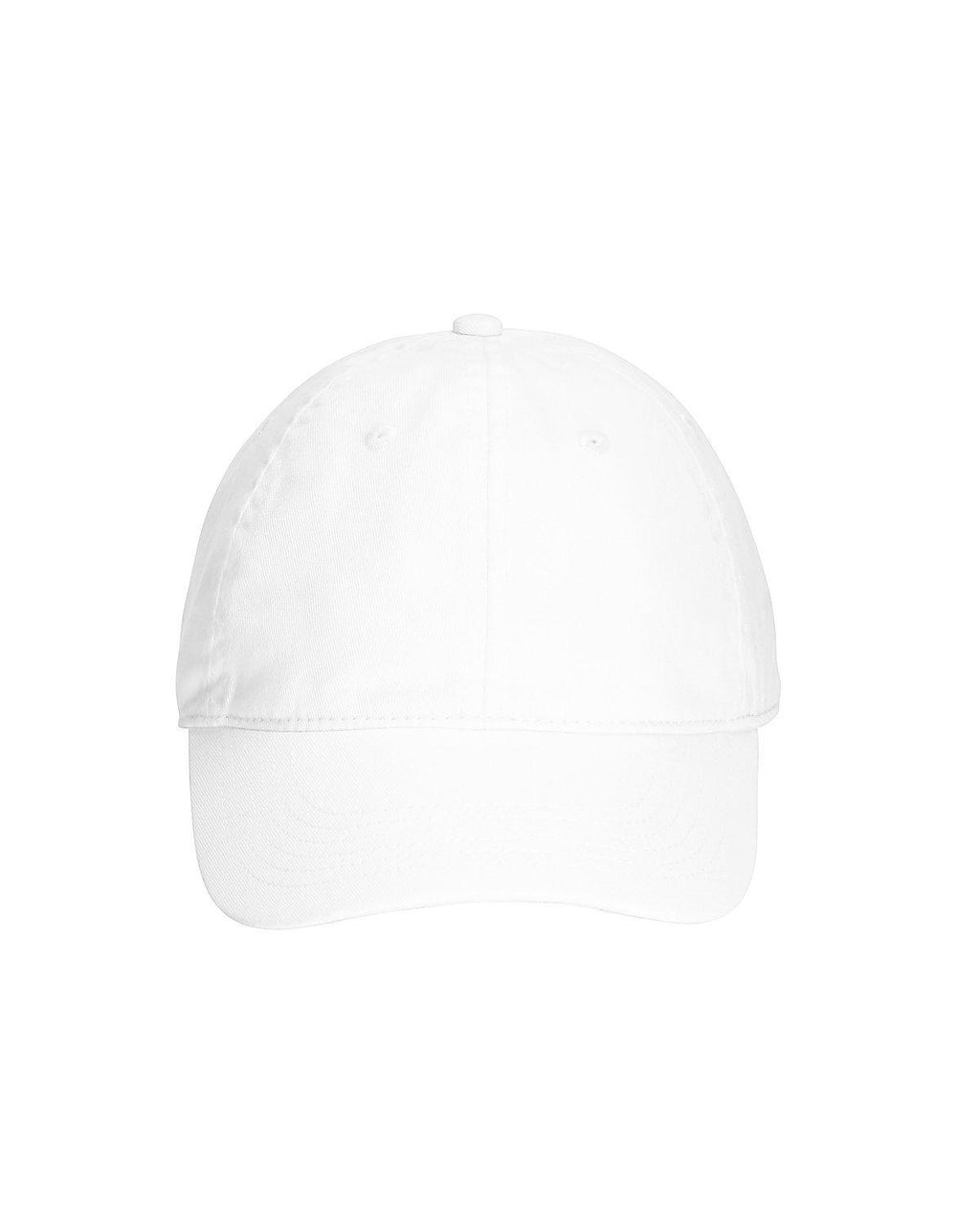 Comfort Color | Monogrammed White Direct Dyed Comfort Color Cap | - Preppy Pineapple Boutique