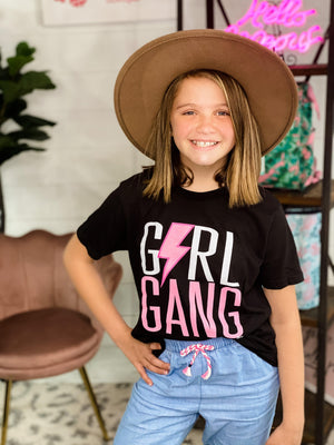 Youth Girl Gang Tee