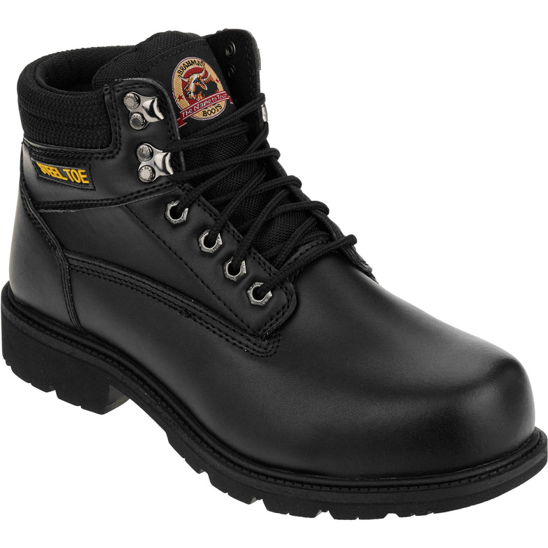 "Brahma Men's Gus Steel Toe 6"" Work Boot - unitedstatesgoods"