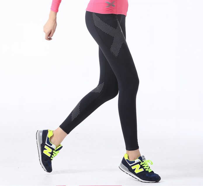 women's sports tight running trousers