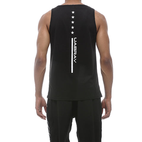 Quick-drying Sports Vest Loose Bullfight Fitness Clothing Sleeveless Training Tank Tops - unitedstatesgoods